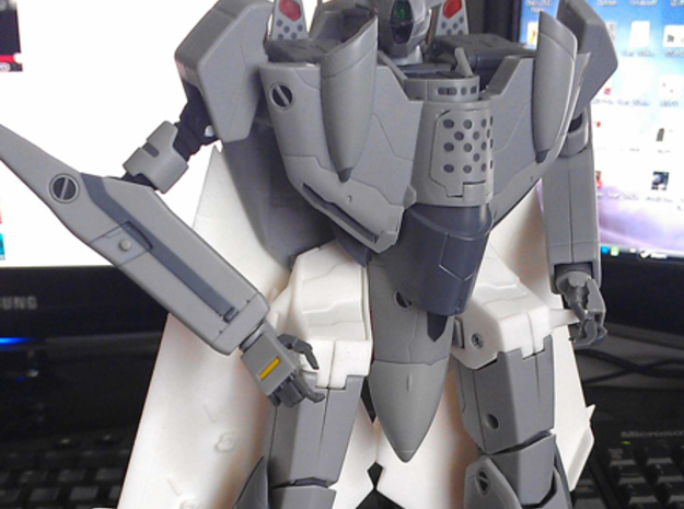 VF-0 Fenix Trainer - A type Conversion Kit 3d printed