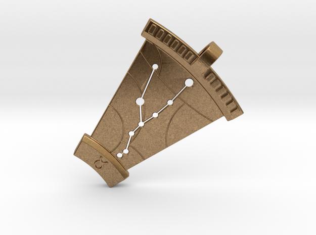 Taurus Constellation Pendant 3d printed