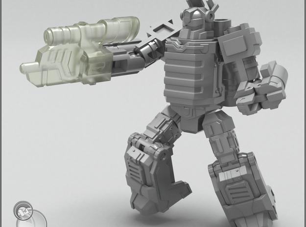 HiJack's Gun 3d printed
