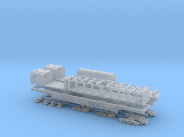 Timber MPV Bundle for N Gauge in Frosted Ultra Detail