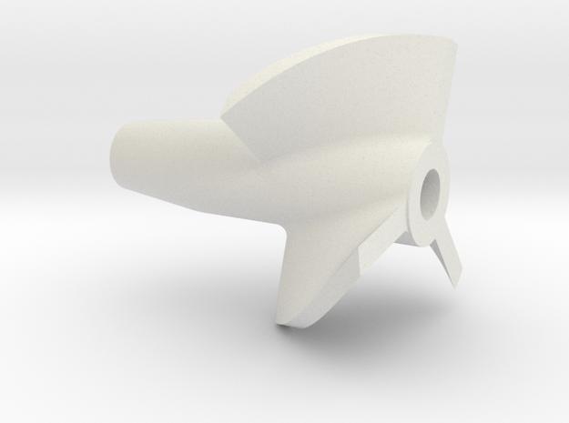 Propeller 3BL P30 in White Natural Versatile Plastic