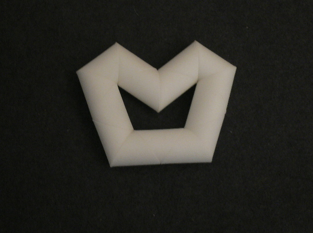 ALBIS RING 3d printed