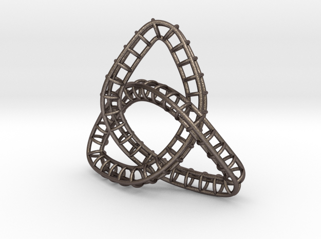 Triquetra Frame in Stainless Steel