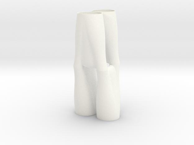 Toy model Higgs moduli space in White Processed Versatile Plastic