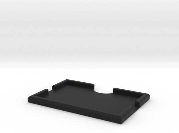 Wallet in Black Strong & Flexible