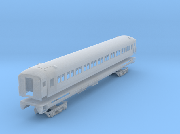 New Haven lwt. coach, Suburban 8270 series in Frosted Ultra Detail