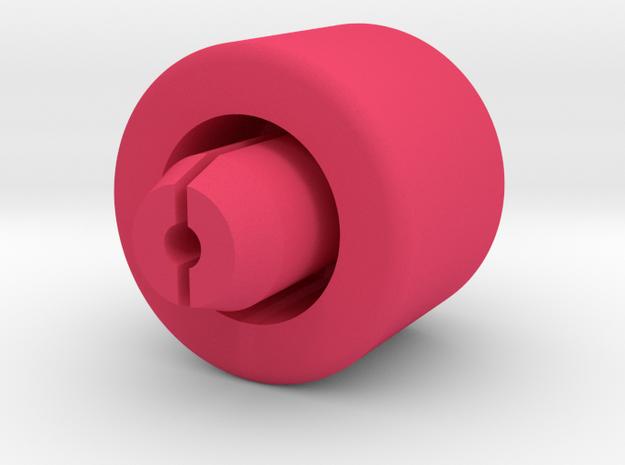 Carbon Fiber End Cover 3d printed