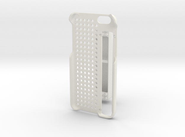 Structure Sensor iPhone 6 Case by Guido De Martino