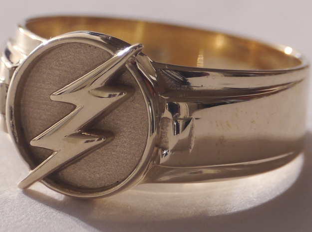 Flash Ring size 8.5 18.5mm
