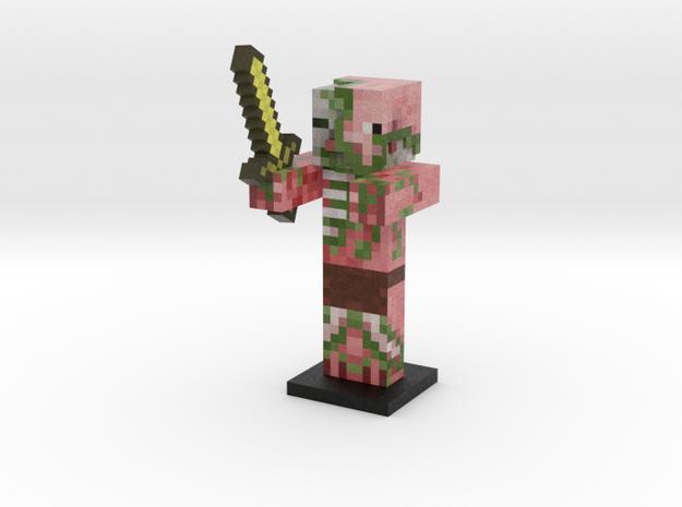 Zombie Pigman- Gold Sword