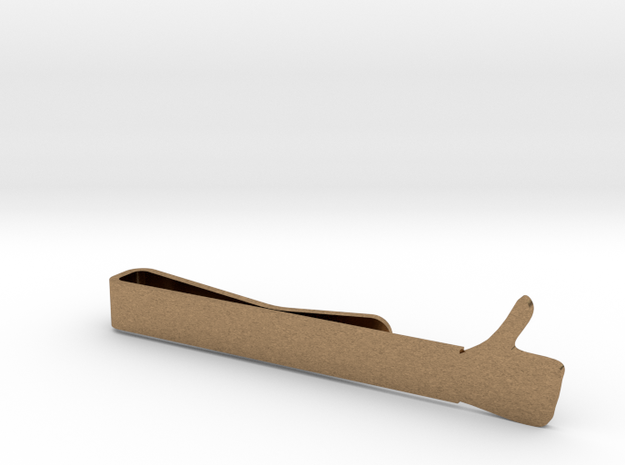 """Like"" Fashion Tie Clip 3d printed"