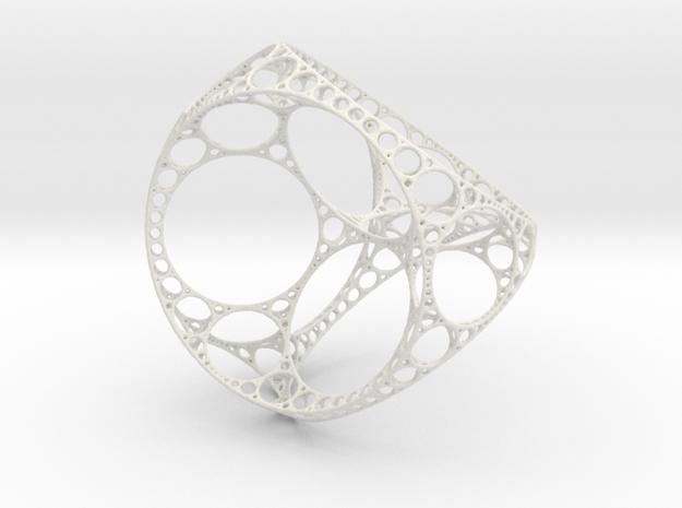 Apollonian Tetrahedron - Medium 3d printed