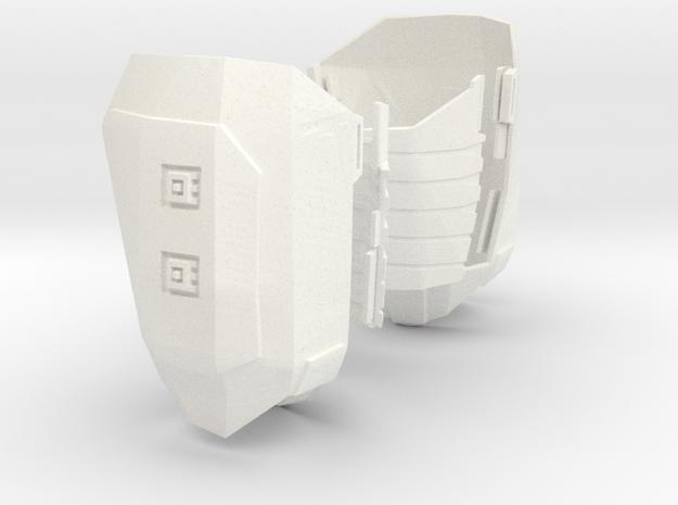 1:6 thigh armor polish WSF version