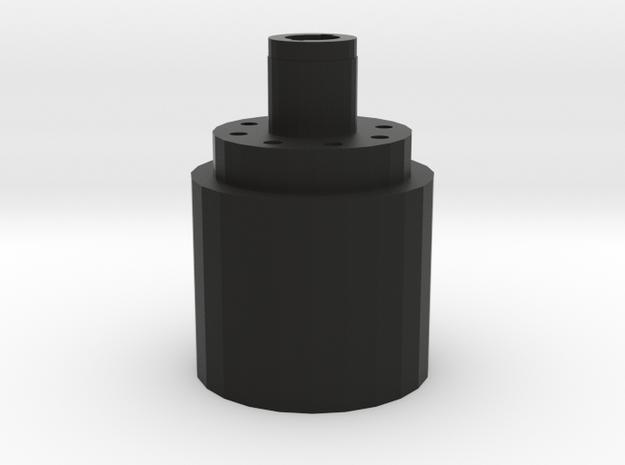 Patriot M4 34mm Barrel Tip in Black Natural Versatile Plastic