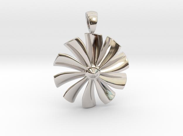 Turbine pendant (cm 2,6)