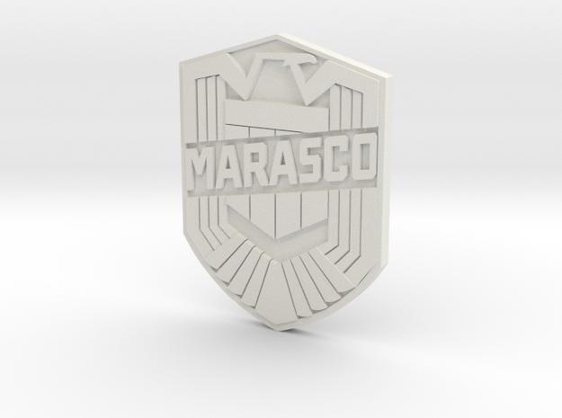 Marasco Dredd (custom) 3d printed