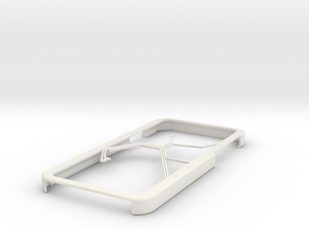 Bay Area Rapid Transit map iPhone 6 case in White Natural Versatile Plastic