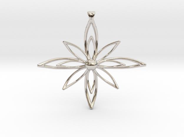 PETALIS Flower Petals design pendant