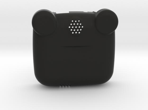 AirBeam Top in Black Natural Versatile Plastic