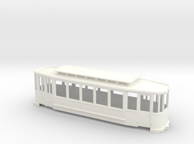 Karosserie Bw 700er Serie 5 Fenster in White Processed Versatile Plastic