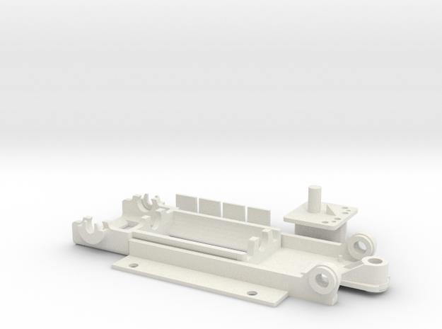 GoMini Typ2 in White Natural Versatile Plastic