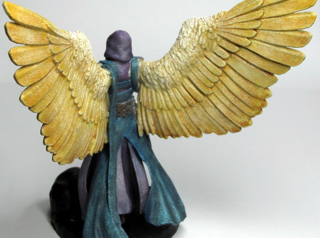 Giver of Mercy 3d printed Back - Painted