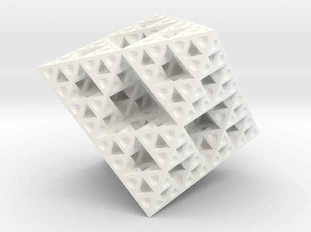 Sierpinski Octahedron Small