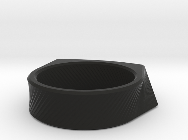 Qx2 - Ring / Size 13 3d printed