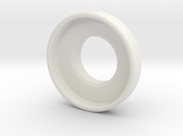 4eyes RGBLens for Bayonet Lens Connector on the iP in White Strong & Flexible