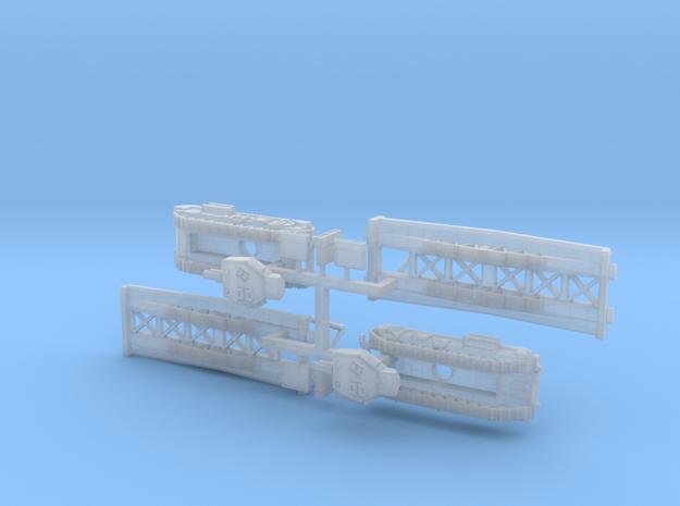Churchill SBG Bridgelayer 1/285 6mm 3d printed