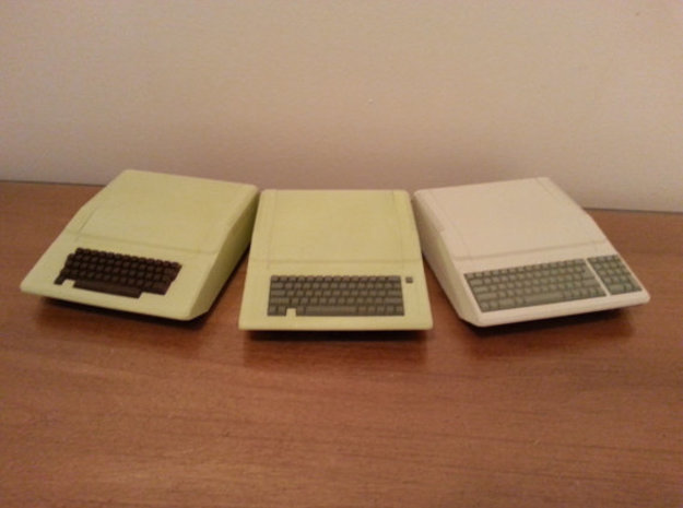 Apple II/II+ Raspberry Pi Enclosure SHELL in White Strong & Flexible