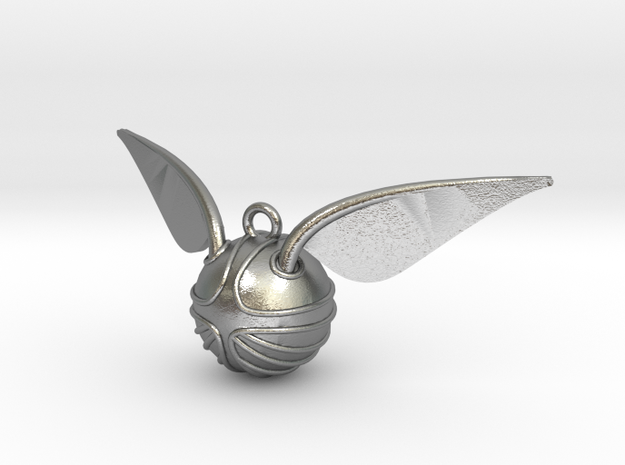 The Golden Snitch pendant