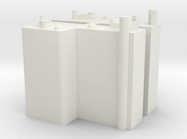Fahrschalter für Wiener Linien Type H K M in White Strong & Flexible