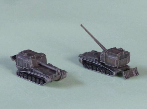 M53 155mm / M55 203mm Howitzer 1/285 6mm