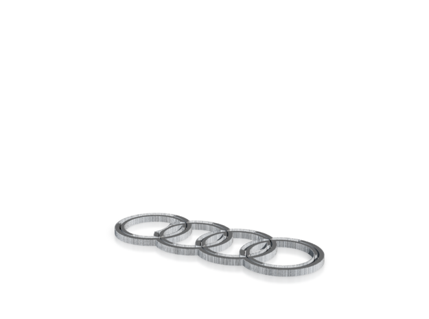 Rings Opener 3d printed