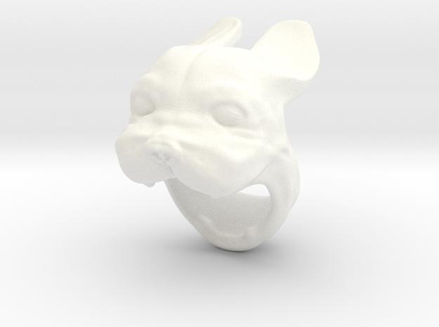 French Bulldog Ring Size 7