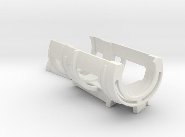 Adapter Multistrada Scottoilerbehälter 3d printed