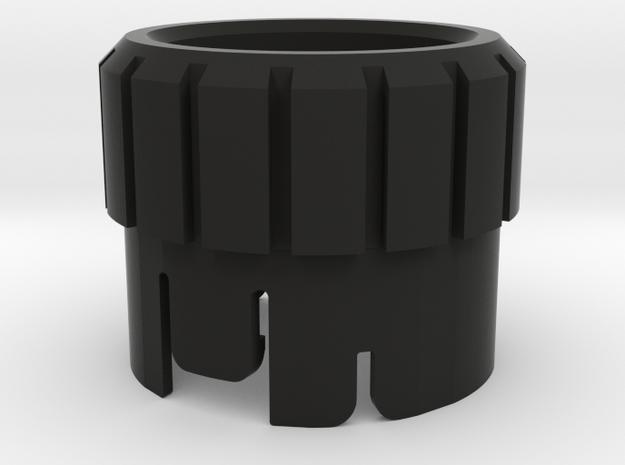 BRZ 72324CA000-004 in Black Natural Versatile Plastic