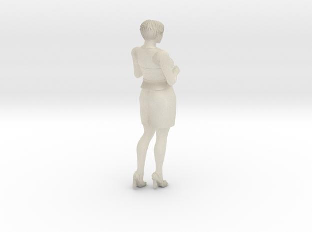 NewWaitress 1/29 scale in White Acrylic