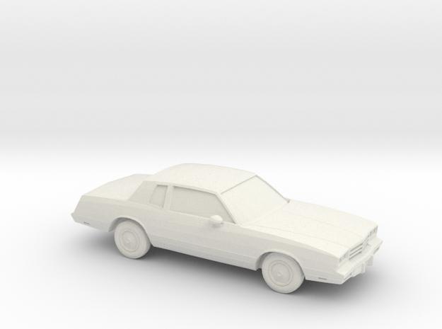 1/87 1983 Chevrolet Monte Carlo