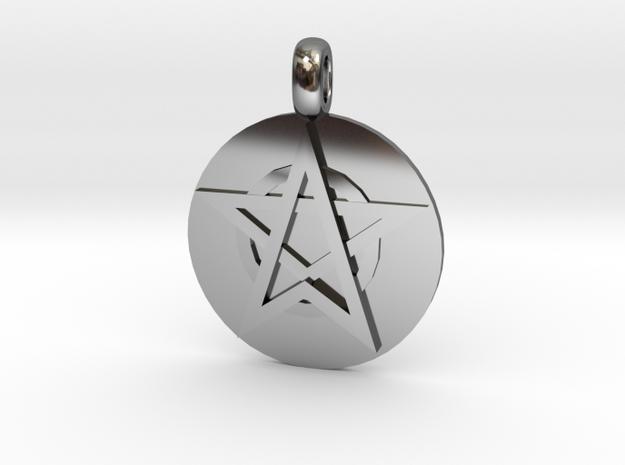 WITCH TALISMAN Amulet Jewelry symbol