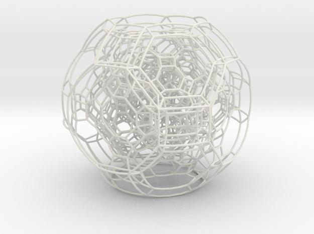 F4again in White Natural Versatile Plastic