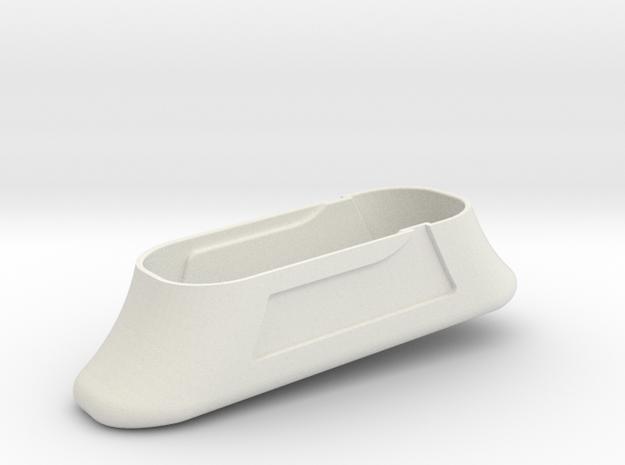 SK-11 Foot  in White Natural Versatile Plastic