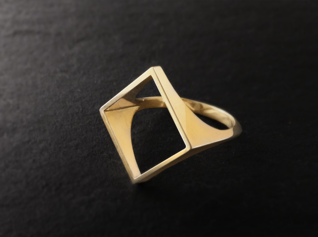 Square Ring - Sz5