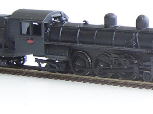 NZR AB Class (1:105) Scale 3d printed