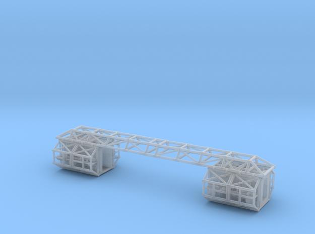 "12"" Eagle Kit Frame/Insert upgrade kit in Smooth Fine Detail Plastic"