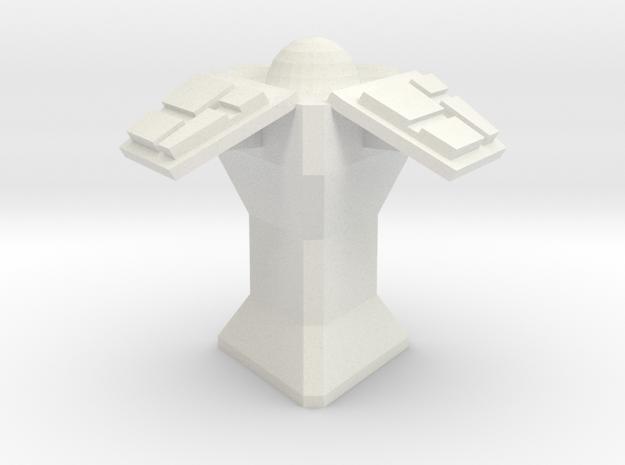 Imperial Assault - Terminal in White Natural Versatile Plastic