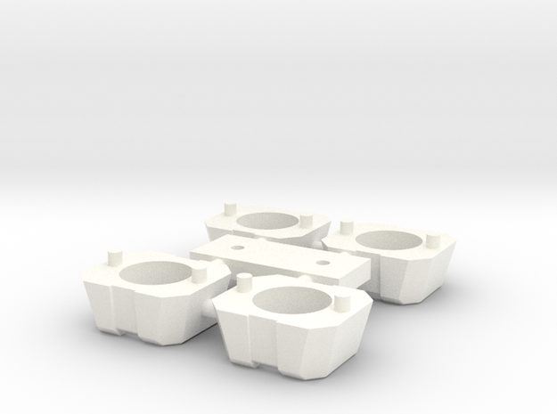 5mm Weapon Ports 4-Pack
