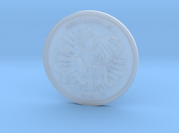 Wick Coin 5 Plastic
