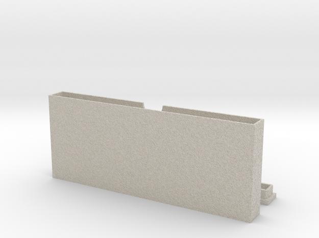 Display Shelf in Sandstone